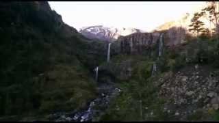 Vídeo INÉDITO. Justo en el momento de la Erupción del Volcán Calbuco