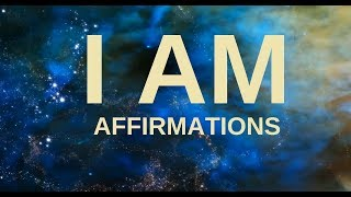Affirmations For Health, Wealth, Happiness, Abundance I AM (21 Days To A New You!)