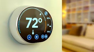 5 Best Smart WiFi Thermostats 2019