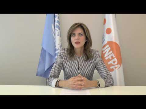 Mesajul video al Directorului Regional UNFPA pentru EEAC Alanna Armitage pentru ședința CIAPD