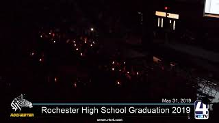 Rochester High School Graduation