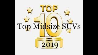 The BEST Midsize SUVs 2019/2020