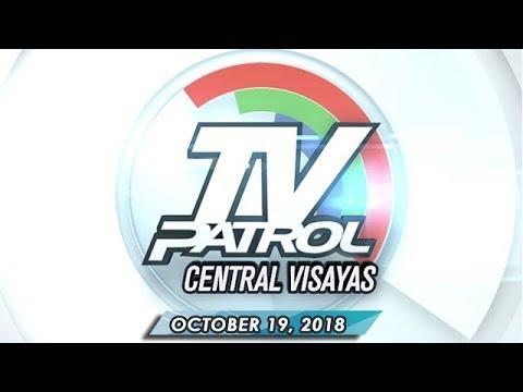 [ABS-CBN]  TV Patrol Central Visayas – October 19, 2018