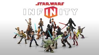 Disney Infinity Star Wars Collection