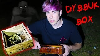 OPENING A DEMON IN A BOX (DYBBUK BOX)