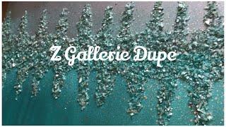Z Gallerie Dupe #3 Ll Glitter Wall Art
