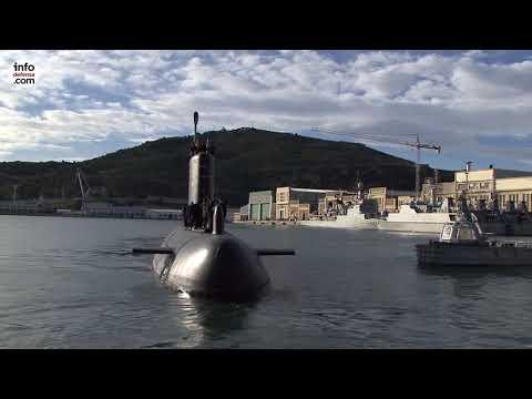 La Armada estudia extender un año más la vida del submarino Tramontana