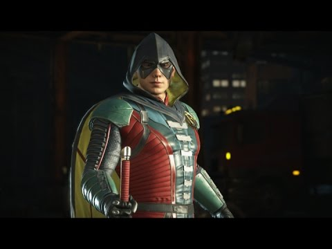 Видео № 2 из игры Injustice 2 [Xbox One]