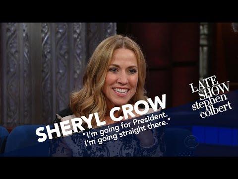 Sheryl Crow's Lyrics Predicted Trump's Ties To Russia