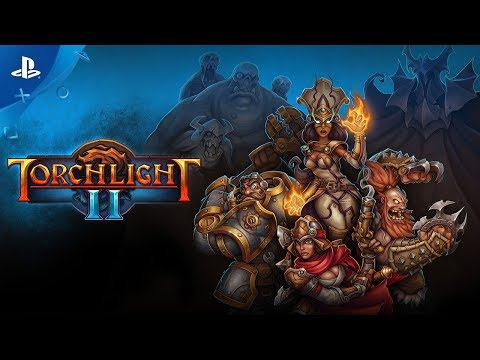 Torchlight II - E3 2019 Console Announcement Trailer | PS4 thumbnail