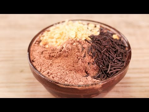 ULTRA CHOCOLATE ICE CUP l CHOCOLATE IN EVERY BITE I EGGLESS