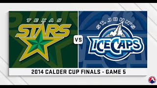 AHL Replay: 2014 Calder Cup Finals Game 5
