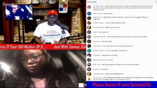Pt 2 Nurse Ashley Ask Tommy Direct Questions About Why He Degrades Blk Wmn