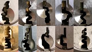 [480] The Top Ten Nastiest Keyways (In My Collection)