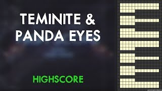 Teminite & Panda Eyes   Highscore [Piano Cover]