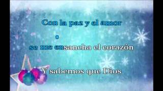 Villancico Heal The World - Dulce Navidad - Karaoke