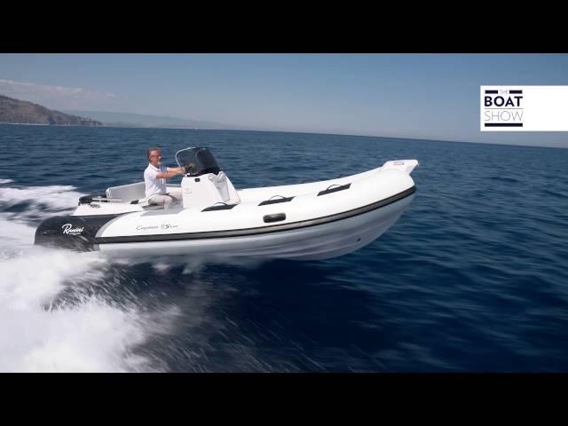 [ITA] RANIERI INTERNATIONAL  Cayman 18 Sport - Review - The Boat Show