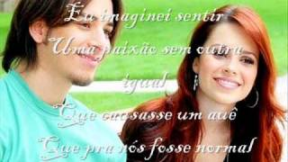 Conto De Amor - Sandy E Junior (Legendado)