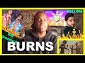 BURNS - HANDS ON ME ft Maluma & Rae Sremmurd [Reaction]