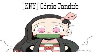 Nezuko Kamado  - (Demon Slayer: Kimetsu no Yaiba) - Kimetsu No Yaiba Nezuko Comic Fandub