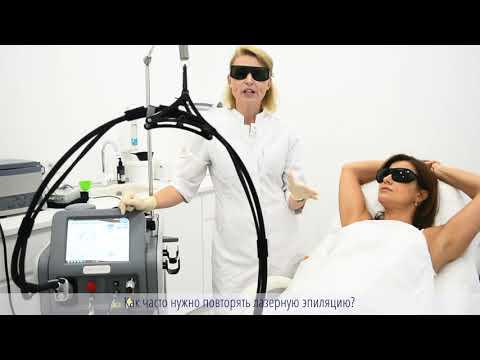 Как часто нужно проводить процедуры лазерной эпиляции?