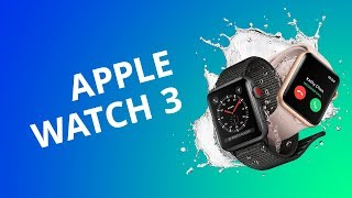 AppleWatchSeries3[Review/Análise]