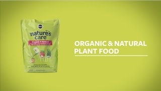 Nature Care Organic And Natural Vegetable Fruit And Flower Food