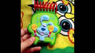 My Blue's Clues Notebook Collection