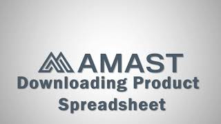 Vendor Mini Tutorial: Downloading Product Spreadsheet