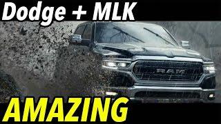 Built to Serve: INSPIRING Super Bowl Ad by Ram Trucks with MLK Speech. Thanks #Dodge!