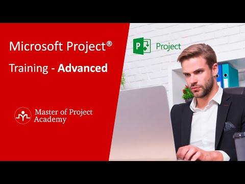Microsoft Project Advanced Training - Free One-Hour Course ...