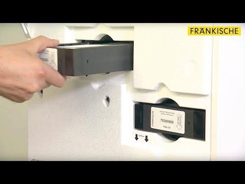 profi-air 180 sensor: Filterwechsel