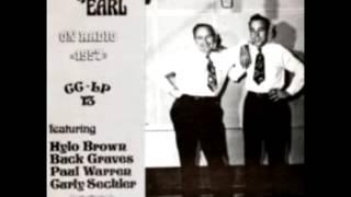 Les & Earl on radio 1957 [1978] - Lester Flatt, Earl Scruggs & the Foggy Mountain Boys