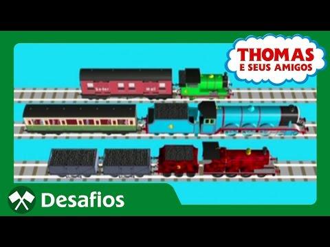 Thomas e Seus Amigos: Feliz ou Triste