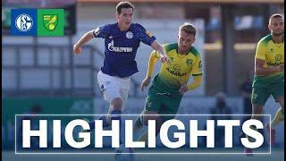 Highlights Gegen Norwich City | FC Schalke 04
