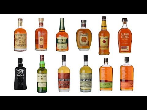10 CHEAP Whiskeys You Should Buy TODAY    Best Whisky Under $35 Review    Gent's Lounge 2018