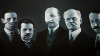 Gottfried Helnwein at the Albertina Museum