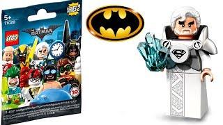 LEGO Batman Movie минифигурки вторая серия 71020