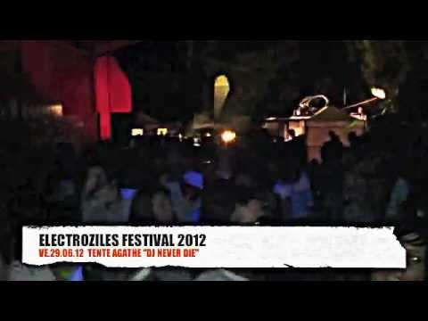 Dj Never Die @ ELECTROZILES FESTIVAL 2012