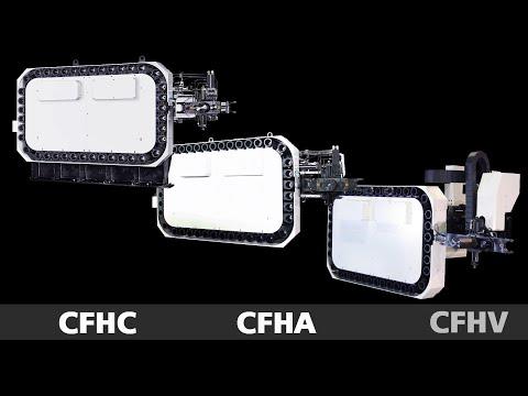 CFH SERIES- Modularized magazine|Rectangular horizontal chain type magazine