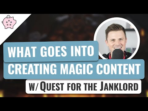 What Goes Into Creating Magic Content | EDH | The Commander's Quarters #2 | Magic the Gathering