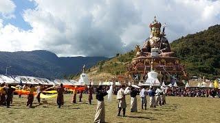 2015年10月生命電視台舉辦不丹朝聖之旅(法師開示)