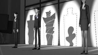그림자도둑(Shadow Thief)-각기 다른 모양의 그림자를 가진 세상에서 적응하지 못하는 주인공의 이야기_청강대 애니메이션스쿨 졸업작품(animation)