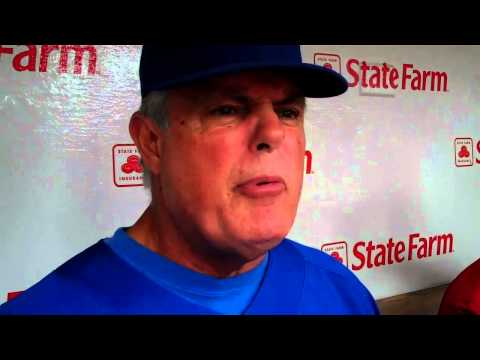 LOU PINIELLA GOES OFF ABOUT MEDIA CRITICISM AND STEVE STONE