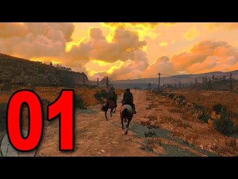 Red Dead Redemption - Part 1 - WELCOME TO ARMADILLO [2017]