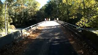 preview picture of video '2014 Year End Yorktown BikeRide'