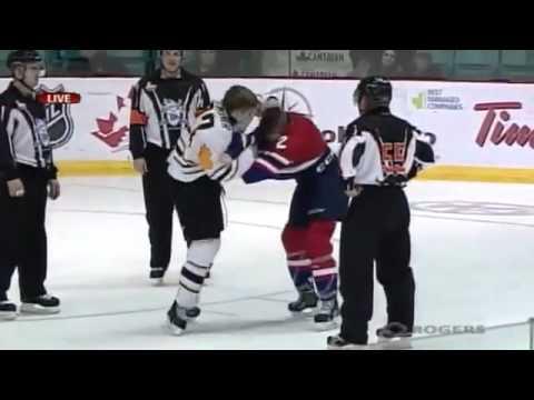 Jordan Ty Fournier vs Adam Holwell