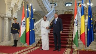 Iohannis: În timpul preşedinţiei Consiliului UE vom explora căi să aducem mai aproape India şi UE