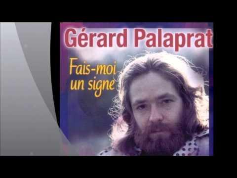 Gerard Palaprat -  Le bateau de cristal 1975