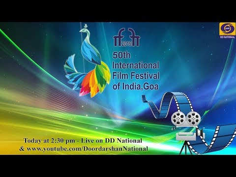 50th International Film Festival of India - Opening Ceremony - IFFI 2019 - LIVE from Goa